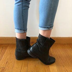 Black Frye Boots
